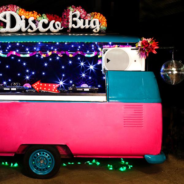 Discobug DJ Booth